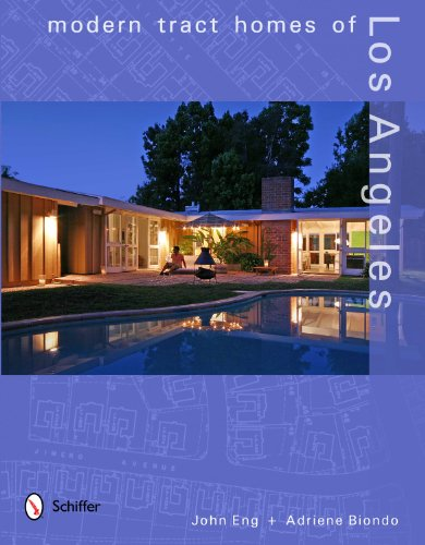 9780764338656: Modern Tract Homes of Los Angeles