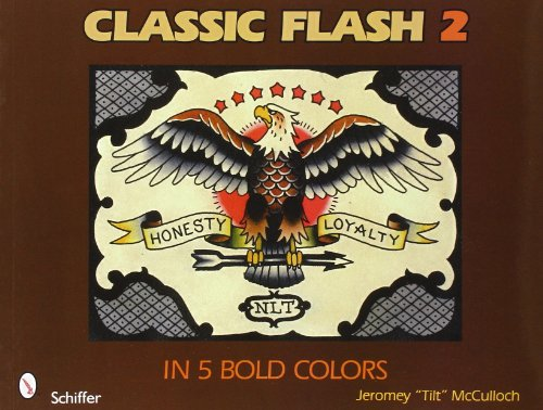 Classic Flash 2: In 5 Bold Colors: Jeromey Mcculloch
