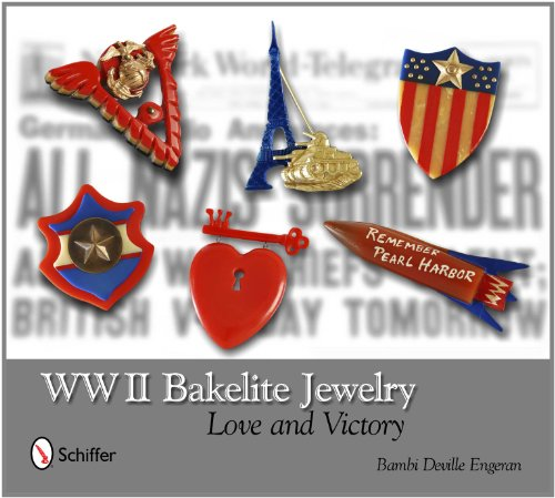 9780764338717: Wwii Bakelite Jewelry: Love and Victory