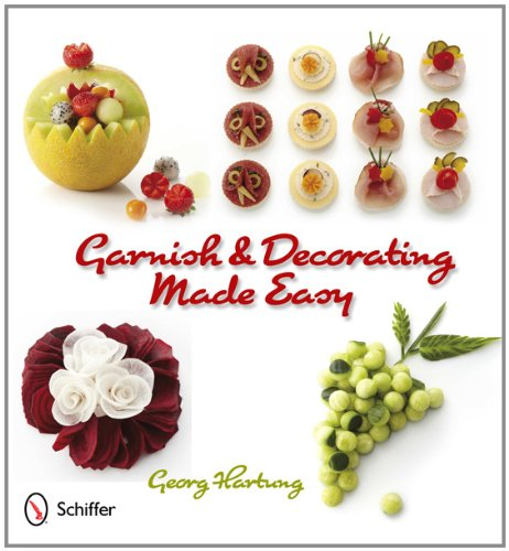9780764339325: Garnish & Decorating Made Easy