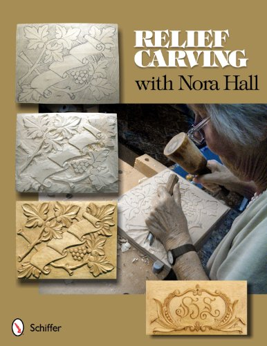 9780764339387: Relief Carving with Nora Hall