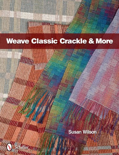 9780764339400: Weave Classic Crackle & More
