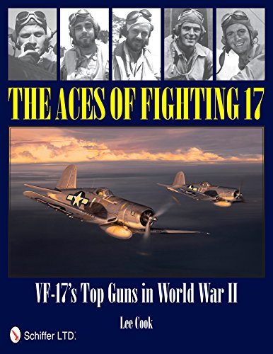 9780764339479: The Aces of Fighting 17: VF-17's Top Guns in World War II