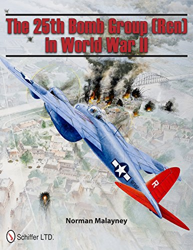 9780764339509: The 25th Bomb Group (Rcn) in World War II
