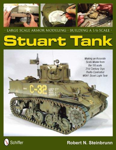 9780764339530: Large Scale Armor Modeling: Building a 1/6 Scale Stuart Tank