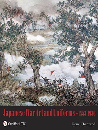 9780764339578: Japanese War Art and Uniforms, 1853-1930
