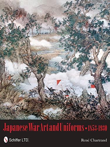 9780764339578: Japanese War Art and Uniforms 1853-1930