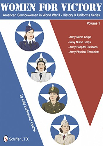 9780764339592: Women for Victory: American Servicewomen in World War II History and Uniforms Series - Volume 1