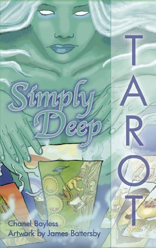 9780764339844: Simply Deep Tarot (with cards)
