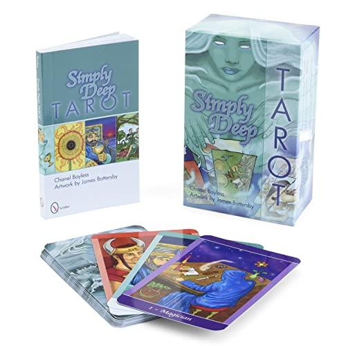 9780764339844: Simply Deep Tarot