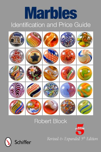 9780764339943: Marbles Identification and Price Guide