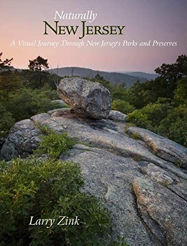 9780764339974: Naturally New Jersey: A Visual Journey Through New Jersey's Parks and Preserves