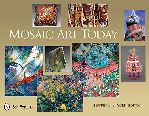 9780764340017: Mosaic Art Today