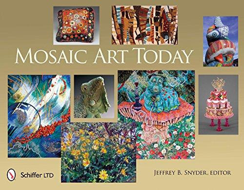 Mosaic Art Today: Snyder, Jeffrey B.