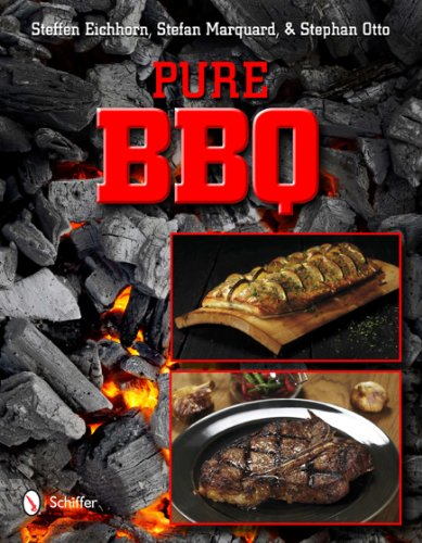 Pure BBQ: Steffen Eichhorn, Stefan Marquard, Stephan Otto