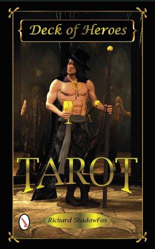 9780764340246: Tarot Deck of Heroes