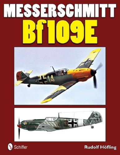 9780764340505: Messerschmitt Bf 109e