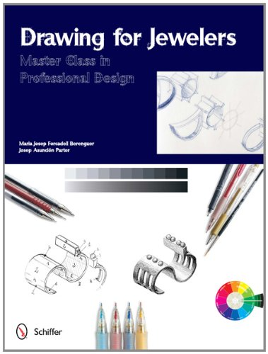 9780764340581: Drawing for Jewelers