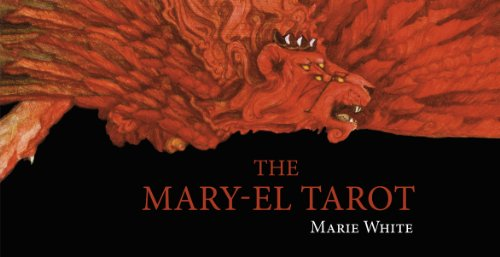 9780764340611: The Mary-El Tarot [With Landscapes of the Abyss]