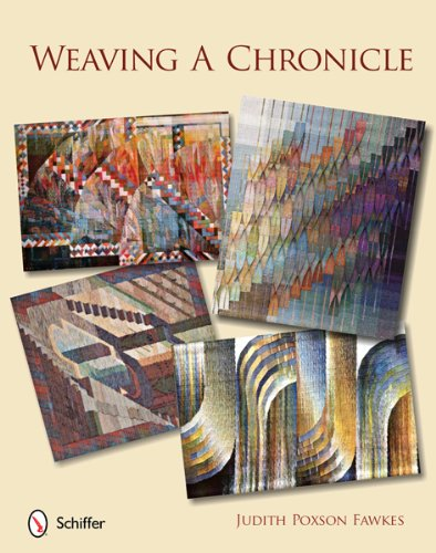 9780764340635: Weaving a Chronicle