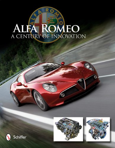 9780764340727: Alfa Romeo: A Century of Innovation