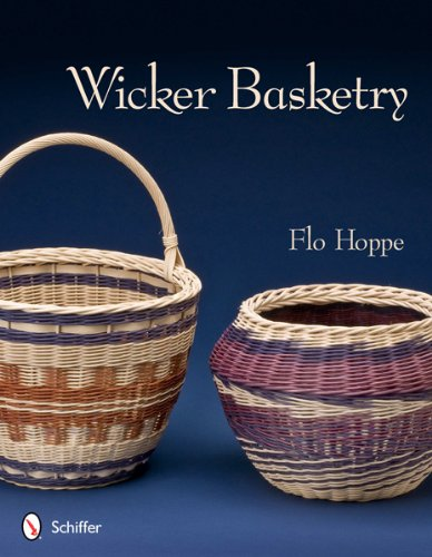 9780764340802: Wicker Basketry