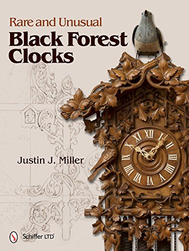 9780764340918: Rare and Unusual Black Forest Clocks