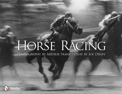 9780764340949: Horse Racing: Photography by Arthur Frank