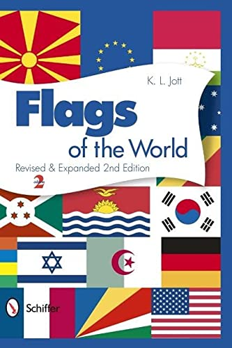 9780764341113: Flags of the World: Revised & Expanded 2nd Edition
