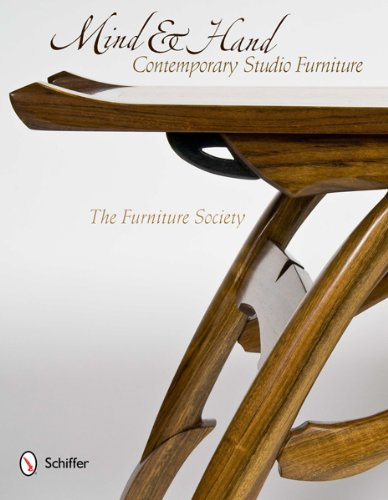 Mind & Hand: Contemporary Studio Furniture