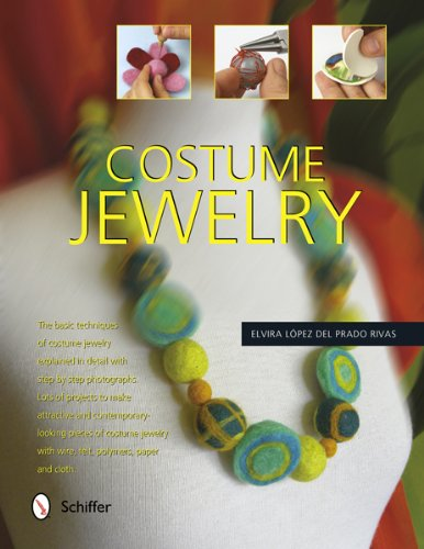 Costume Jewelry: Rivas, Elvira Lopez Del Prado