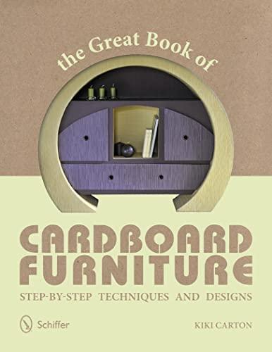 The Great Book of Cardboard Furniture: Carton, Kiki