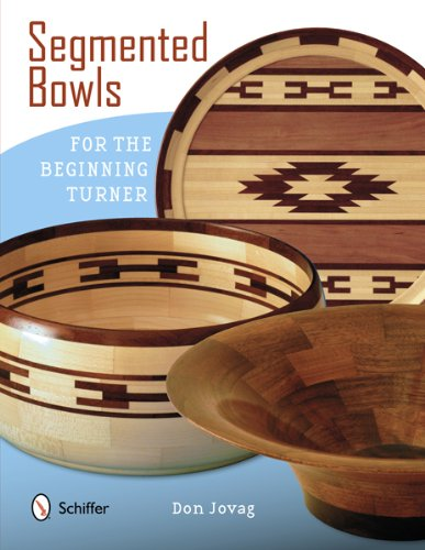 9780764341656: Segmented Bowls for the Beginning Turner