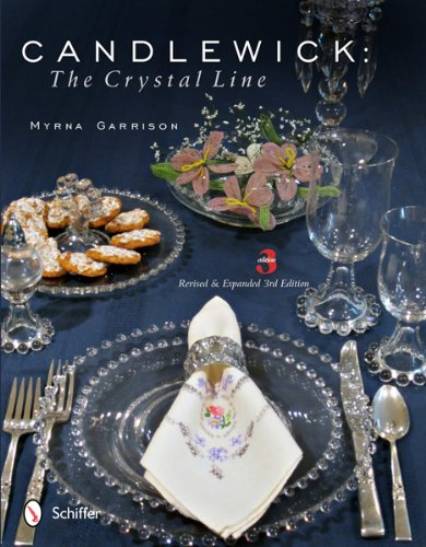 9780764341731: Candlewick: The Crystal Line