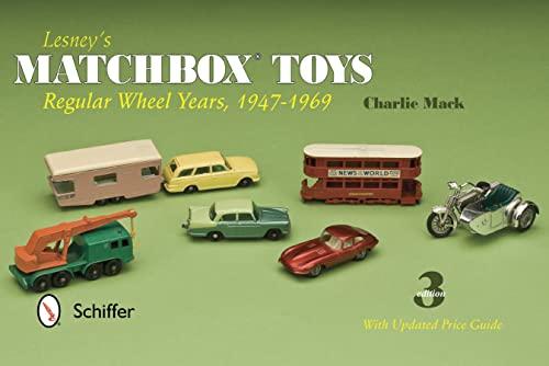 9780764341885: Lesney's Matchbox Toys: Regular Wheel Years, 1947-1969