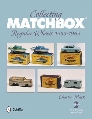 9780764341892: Collectfing Matchbox Regular Wheels 1953-1969
