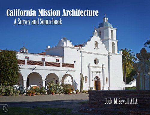 9780764342004: California Mission Architecture: A Survey and Sourcebook
