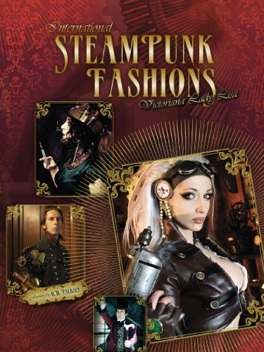 9780764342073: International Steampunk Fashions