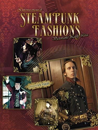 International Steampunk Fashions: Lisa, Victoriana Lady