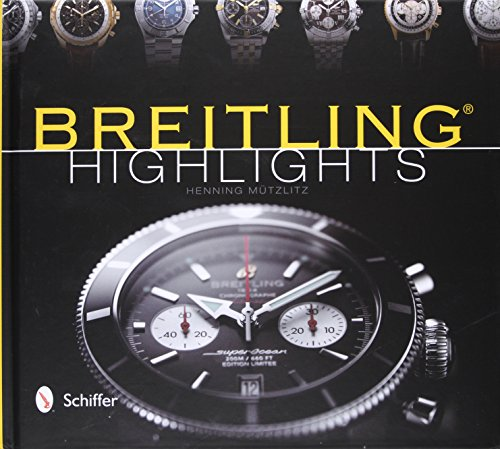 9780764342110: Breitling Highlights