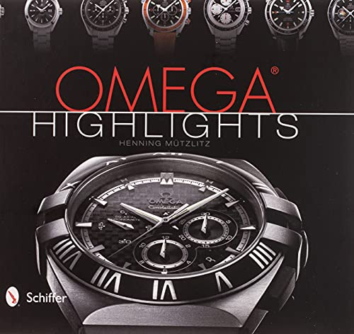 9780764342127: Omega Highlights