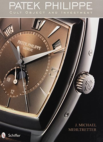 9780764342134: Patek Philippe: Cult Object and Investment
