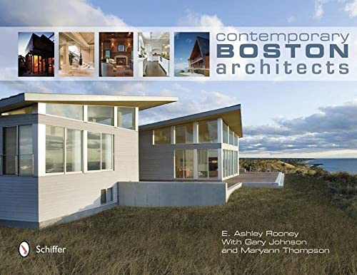 Contemporary Boston Architects (9780764342219) by Rooney, E. Ashley