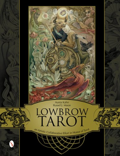 9780764342332: Lowbrow Tarot: An Artistic Collaborative Effort in Honor of Tarot