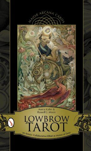 9780764342356: Lowbrow Tarot: Major Arcana Cards