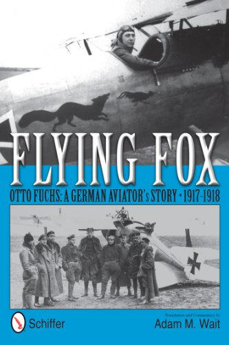 9780764342523: Flying Fox: Otto Fuchs: a German Aviator's Story 1917-1918