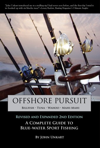 9780764343087: Offshore Pursuit: A Complete Guide to Blue-Water Sport Fishing