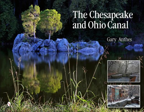 9780764343100: The Chesapeake and Ohio Canal