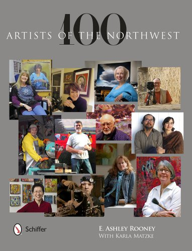 9780764343124: 100 Artists of the Northwest