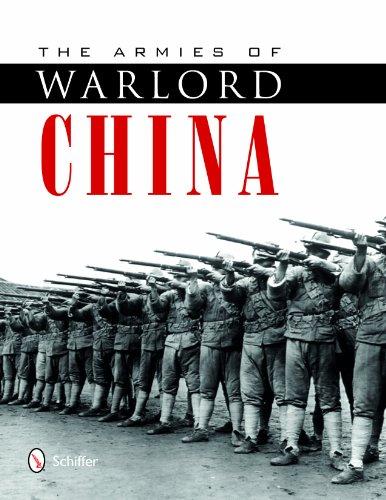 The Armies of Warlord China 1911-1928: Philip Jowett